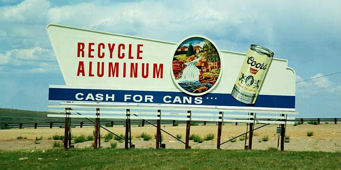 RecyclingBillboard