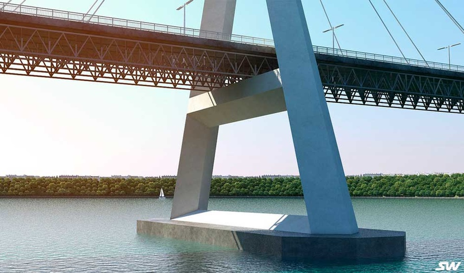 SkyWay Technologies Bridges viaducts overpasses