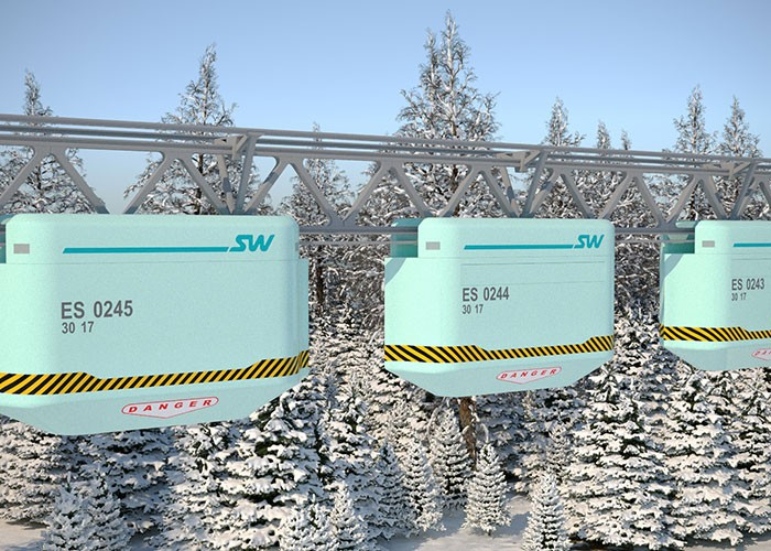 SkyWay Technologies Cargo