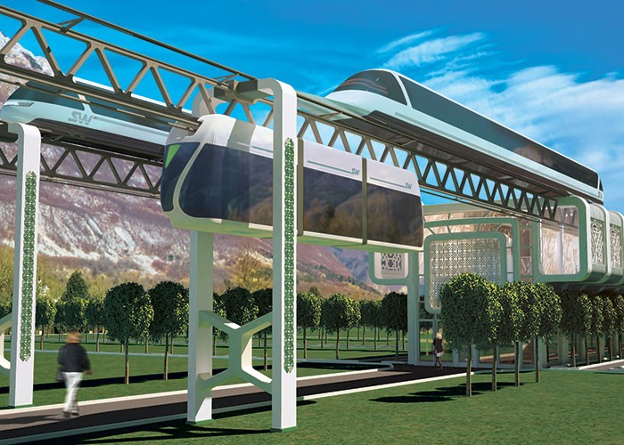 SkyWay Technologies High Speed