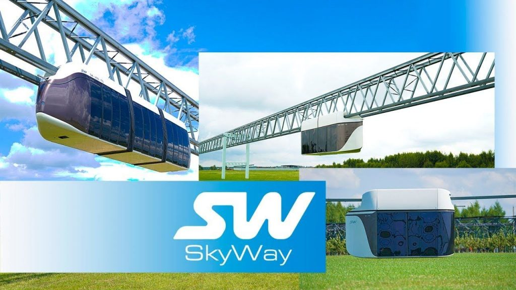 SkyWay Anatoli Yunitskiy About SkyWay