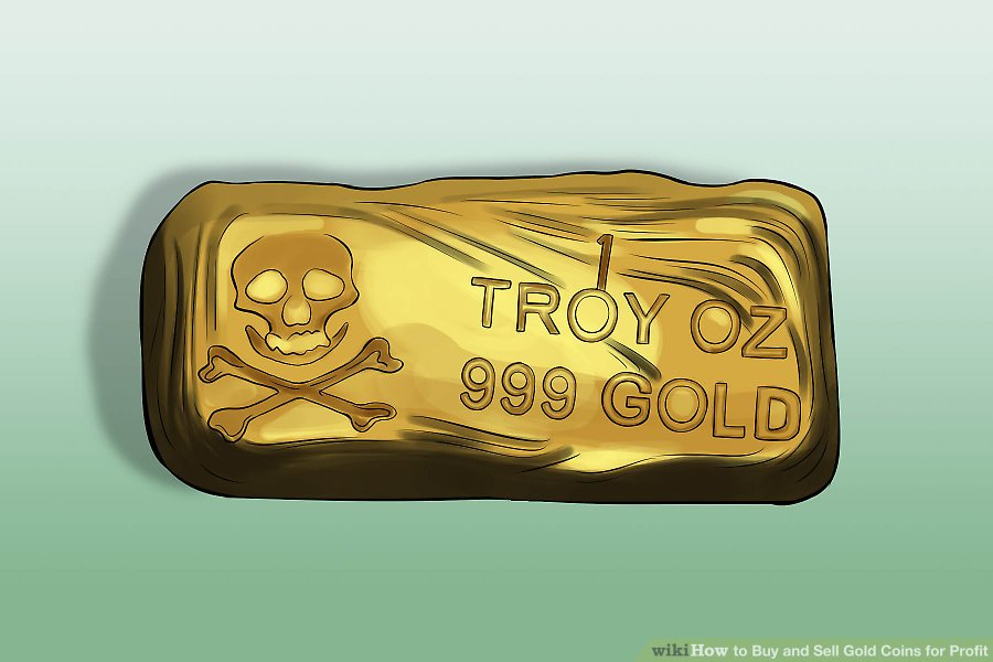 Buy and sell gold Make Money Corp Team