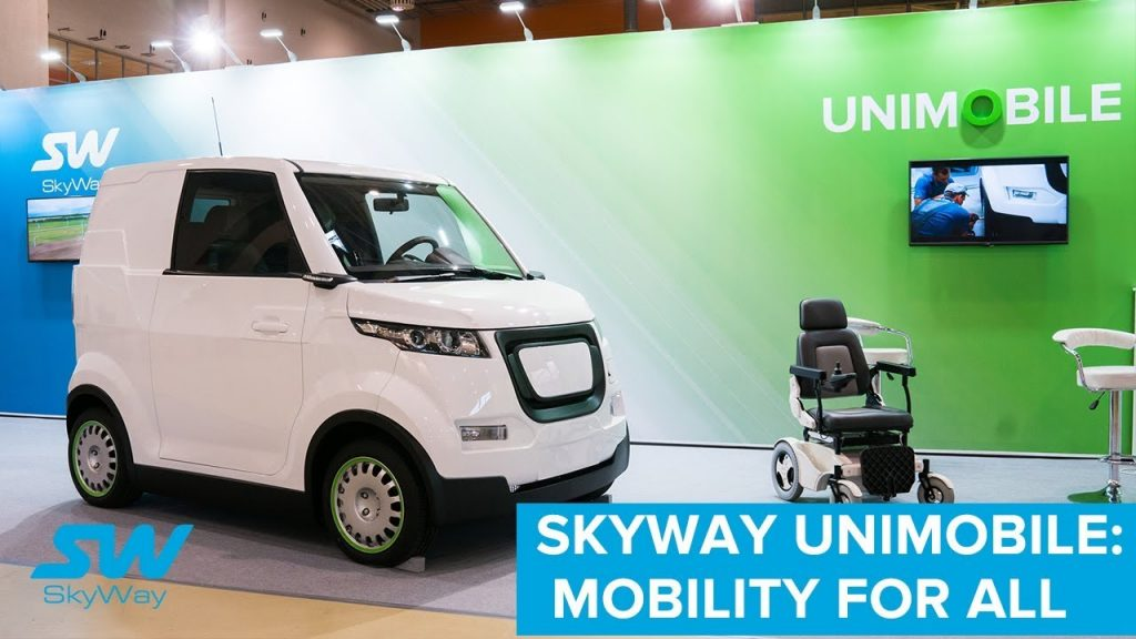 SkyWay Technologies UniMobile